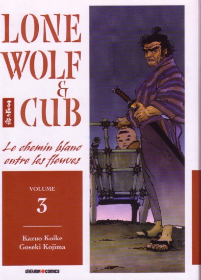 Lone Wolf and Cub # 3