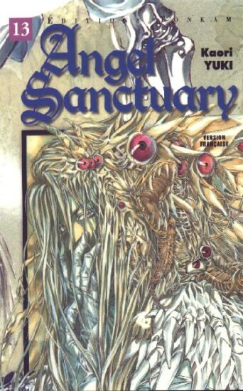 Angel Sanctuary # 13