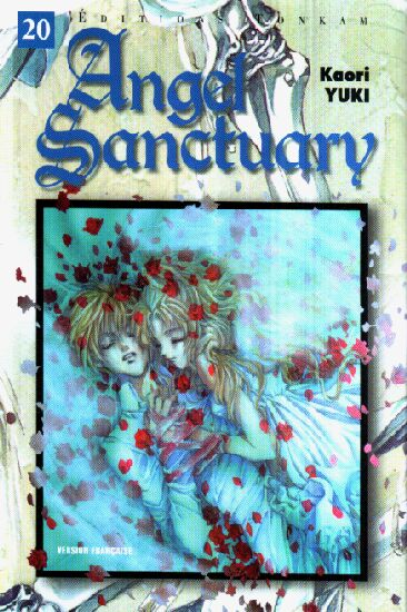 Angel Sanctuary # 20
