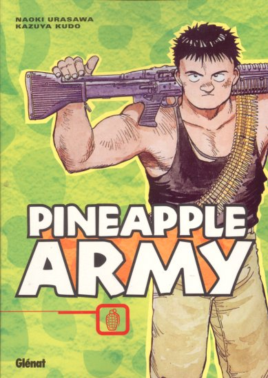 Pineapple Army # 1