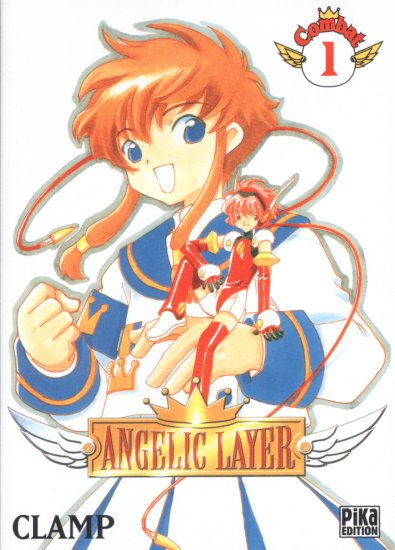 Angelic Layer # 1