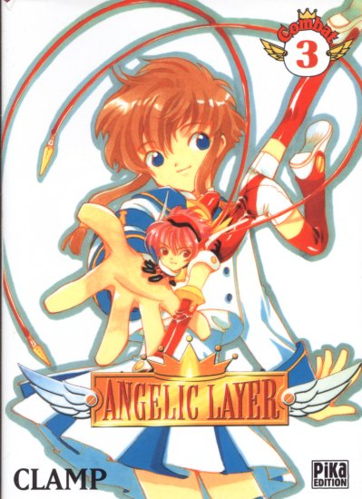Angelic Layer # 3