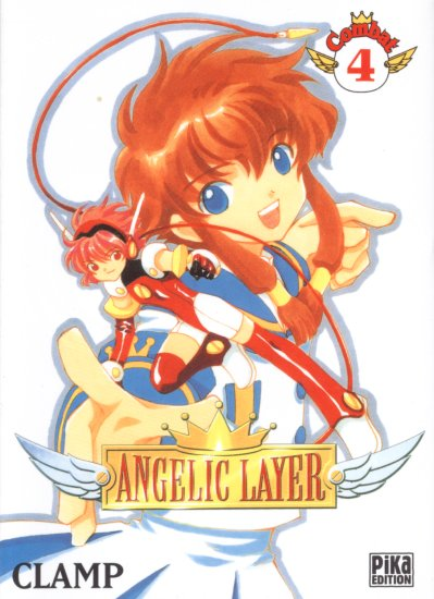 Angelic Layer # 4