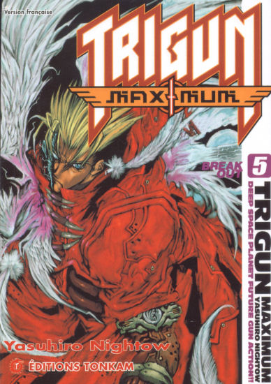 Trigun Maximum # 5