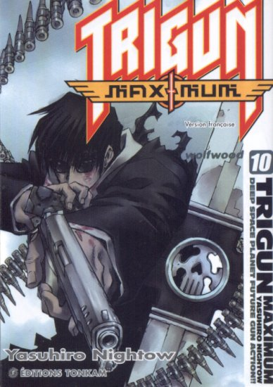 Trigun Maximum # 10