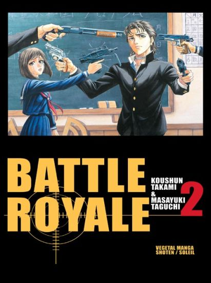 Battle Royale # 2