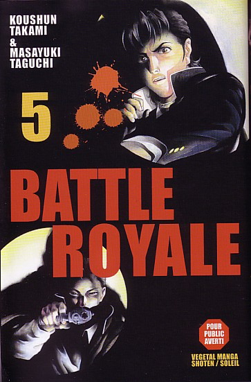 Battle Royale # 5