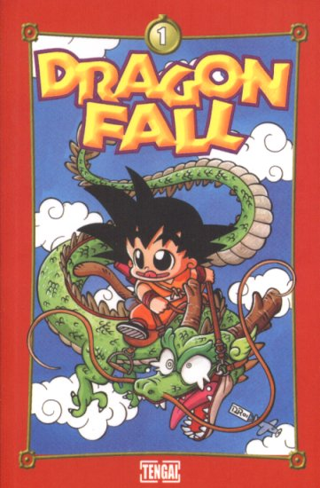 Dragon Fall # 1