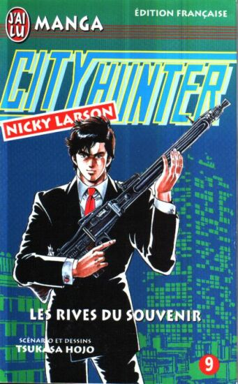 City Hunter # 9
