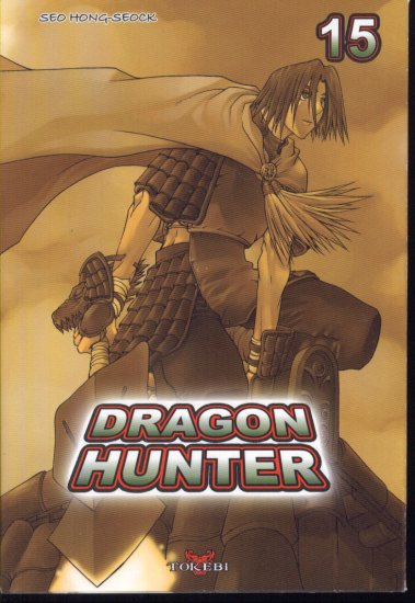 Dragon Hunter # 15