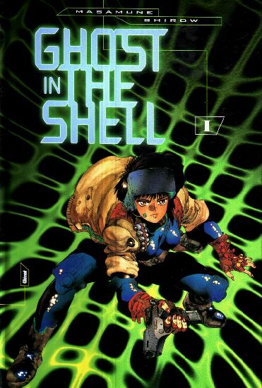 Ghost in the shell # 1