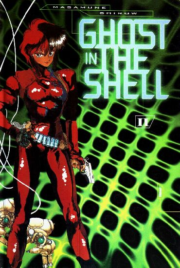 Ghost in the shell # 2
