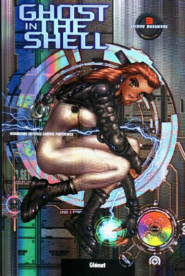 Ghost in the shell # 3