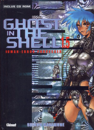 Ghost in the shell # 5